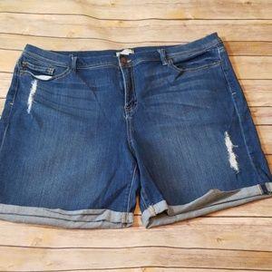 NY&C Denim Shorts